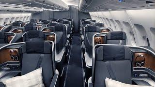SAS   NEW BUSINESS CLASS   STOCKHOLM - HONG KONG   AIRBUS A330