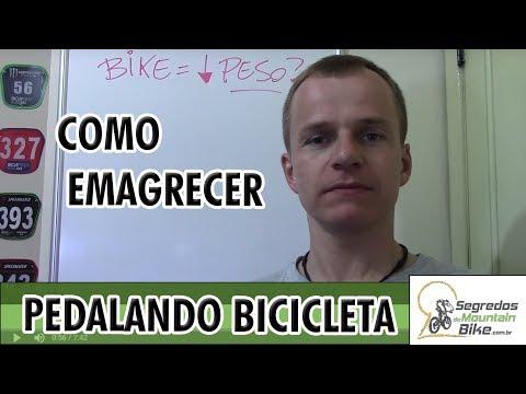 Como Emagrecer Pedalando Uma Bike- Segredos Do MTB