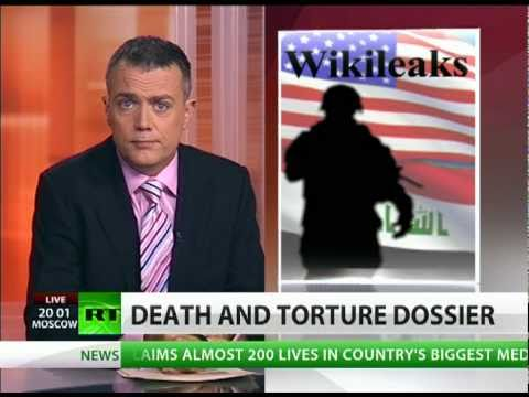 Iraq Death Dossier: 400,000 secret US files WikiLeaked