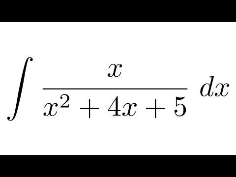 integral of x x