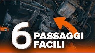 FIAT PUNTO (188) video istruzioni gratuite: Come aggiustare una sospensione cigolante e che sbatte con AUTODOC