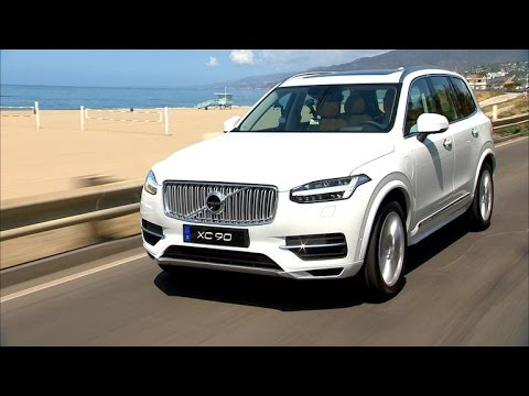 CNET On Cars - 2016 Volvo XC90: Rebirth of the big Swede, Ep. 67
