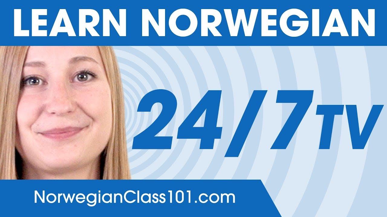 053937fa Learn Norwegian 24/7 with NorwegianClass101 TV - YouTube