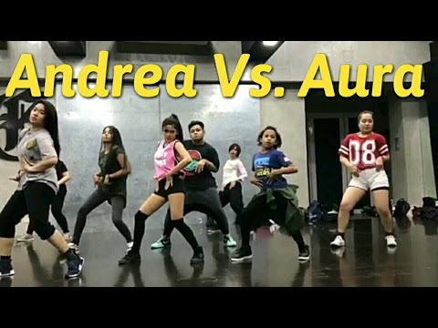 Andrea Brillantes VS. Aura Briguela - Best Dance Showdown