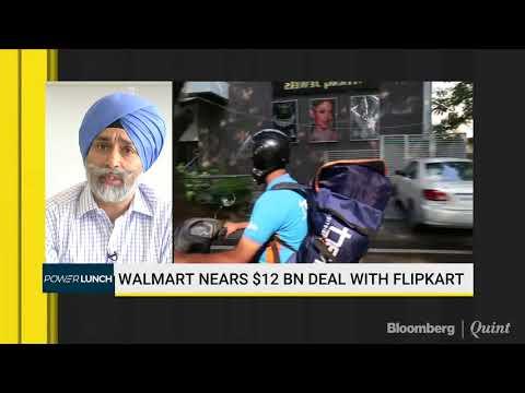 Walmart-Flipkart Deal Overvalued?