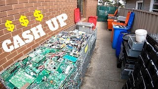Selling Boards & Picking up eWaste Today