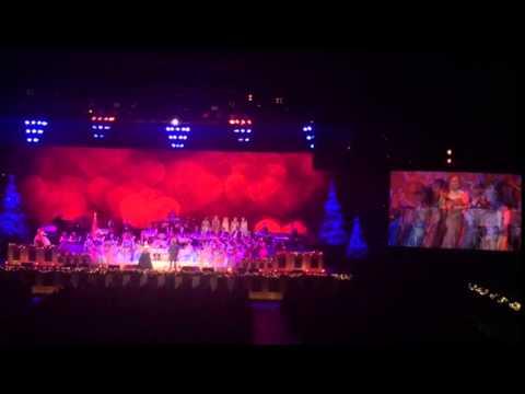 Andre Rieu at the LG Arena Birmingham 23/12/14