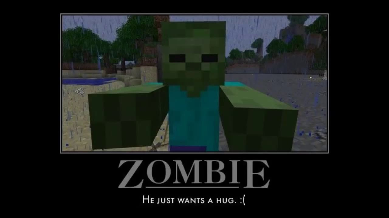 Minecraft Zombie Creeper