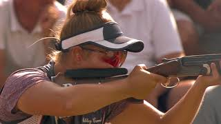 Golden Target 2019 - Ashley CARROLL (USA) - Trap Women