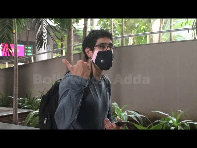 Ayan Mukerji Spotted At Airport
