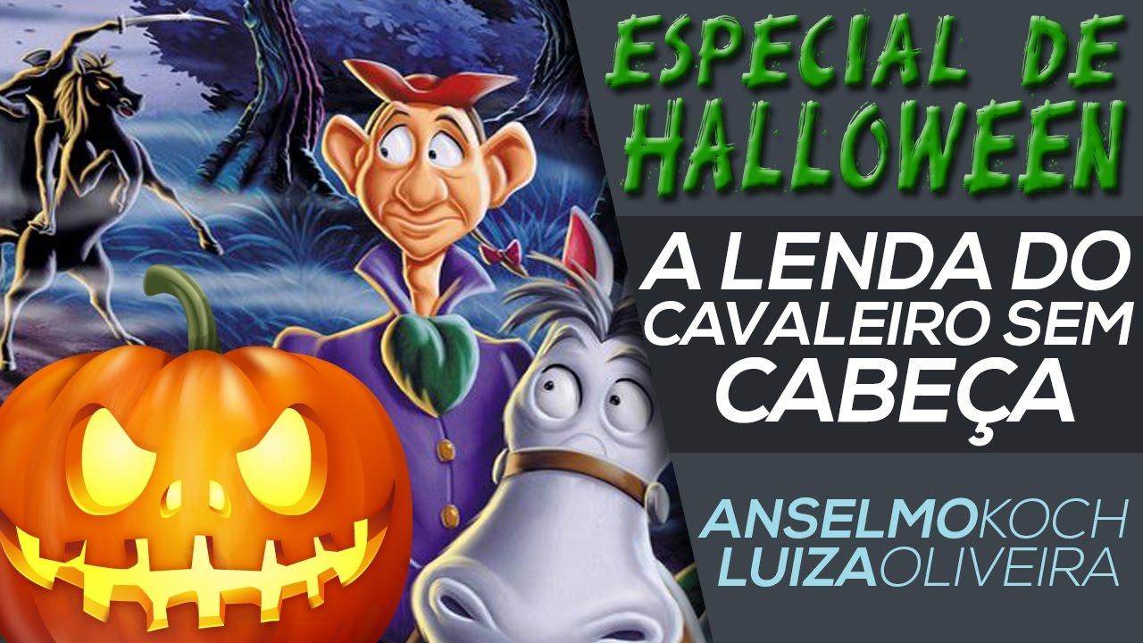 A Lenda Do Cavaleiro Sem Cabeça Filme Completo Best ichabod crane | o cavaleiro sem cabeça - anselmo koch ft. k-lizz