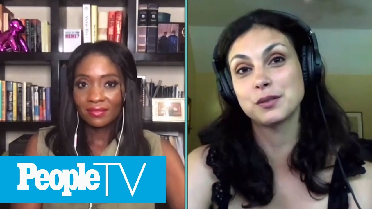 Morena Baccarin Reveals Challenges Of Shooting 'The Twilight Zone' | PeopleTV