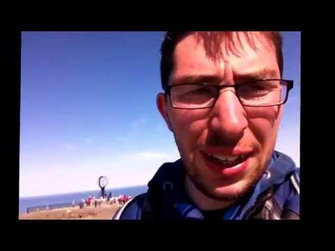 Arctic Ride 2014 - Day 13 - Reaching Nordkapp!