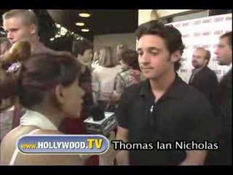 Thomas Ian Nicholas  How to make it in Hollywood