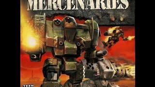 Multiplayer Madness - Mechwarrior 4: Mercenaries