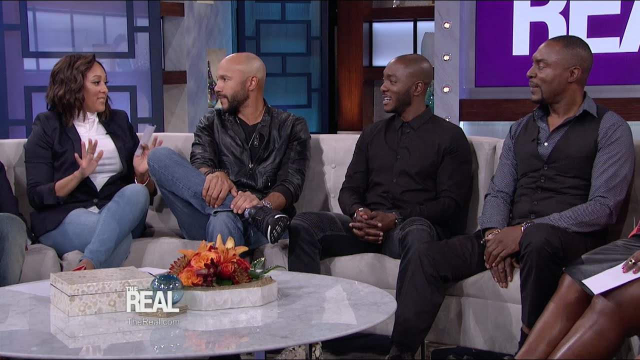 Download The Men of 'Being Mary Jane' Talk Season 3