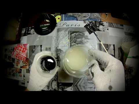 Urethane resin mixer. 3d printable. Download link