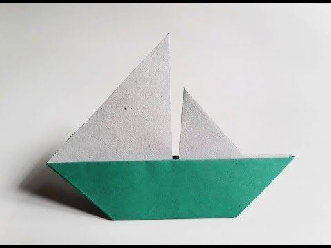 How to Make a Paper Boat Origami | DIY Easy Paper Boat | Paper ship origami