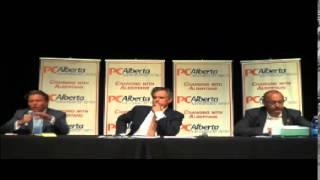 Alberta's Future Leader: Edmonton Debate