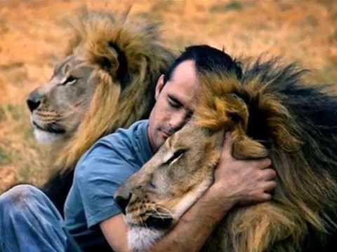 """Kevin Richardson """"L'homme aux Lions"""""""