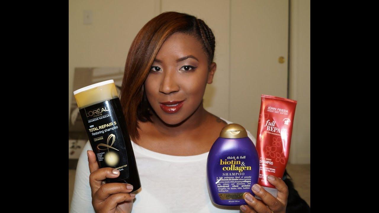 Best Black Natural Hair Shampoo