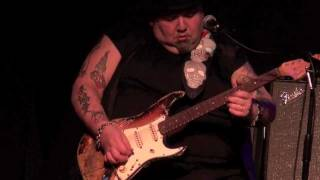 "POPA CHUBBY - ""SHE LOVES EVERYBODY BUT ME"""