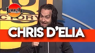 Chris D39Elia  Doctor Mustache  Stand-Up Comedy