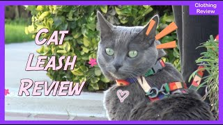 Cat Leash Review by Korat