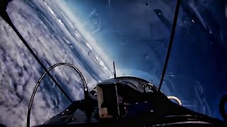 T-38 Talon Takeoff & Landing • Cockpit Video