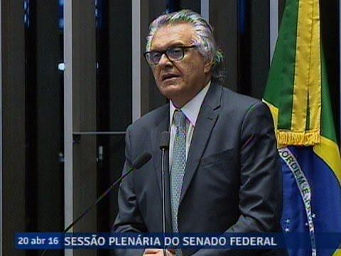 Para Ronaldo Caiado, Na ONU, Dilma Deve Se Restringir A Tratar De Temas Relativos A Meio Ambiente