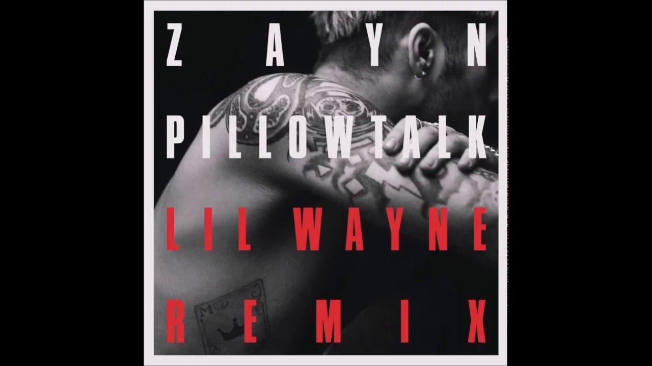 Download Zayn ft. Lil Wayne - Pillow Talk (Remix) [Clean/Edited]