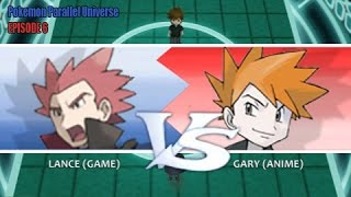 Pokemon X and Y WiFi Battle: Lance Vs Gary