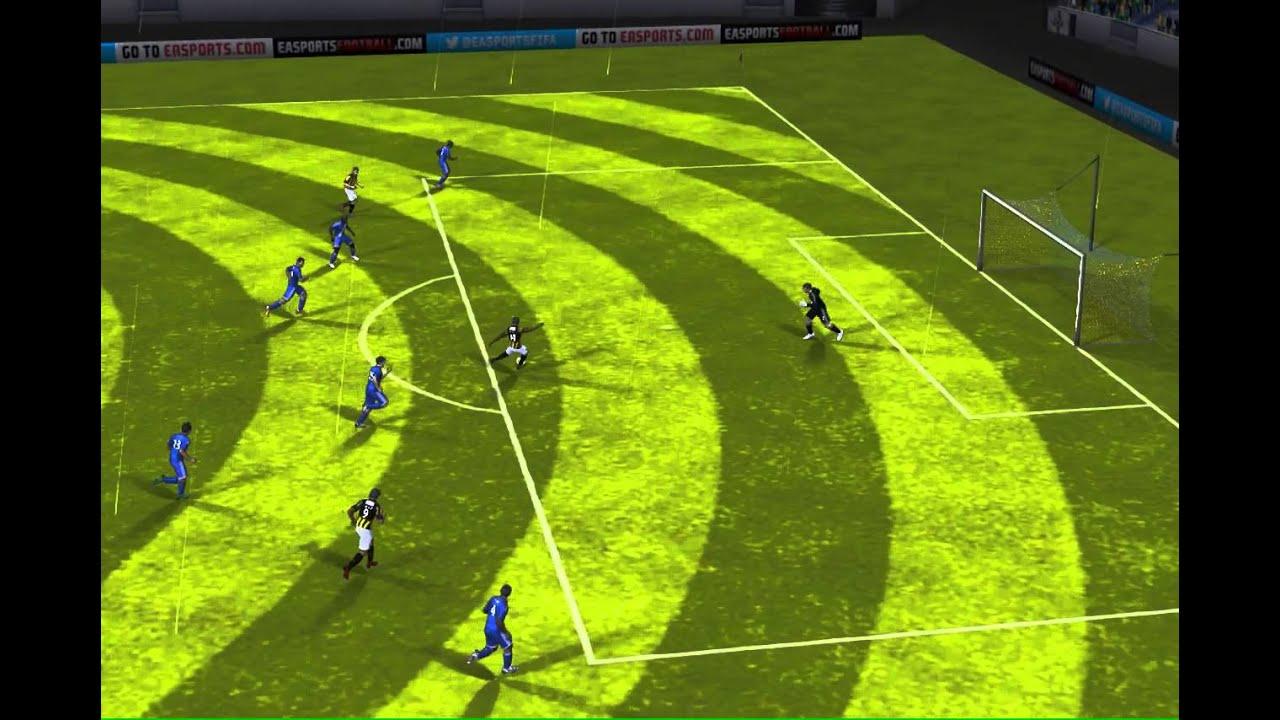 FIFA 13 iPhone/iPad - Al-Ittihad vs. Al-Hilal