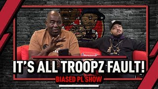 It's All Troopz' Fault!!! | Biased Premier League Show
