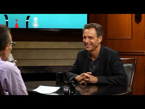 If You Only Knew: Tony Goldwyn of Scandal  Larry King Now  Ora.TV
