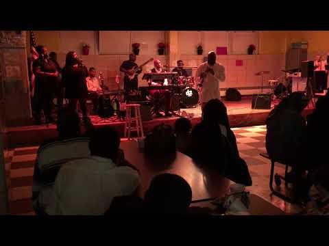 "LeBaron K Robinson ""Music Night Live!"" at The DePaul Catholic School of Philadelphia"