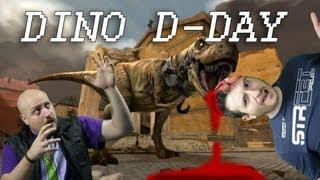 HITLER RESUSCITA i DINOSAURI! ECCO DINO D-DAY