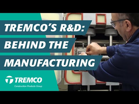 Behind the Manufacturing: Tremco's Research and Development