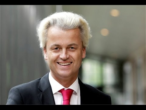 Capitol Hill Press Conference with Geert Wilders (2014)
