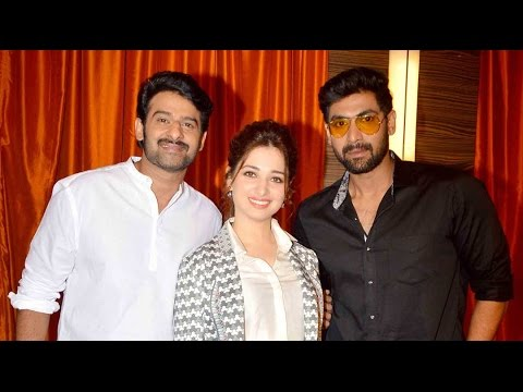 Bahubali Team Gives A Candid Interview For Their Film