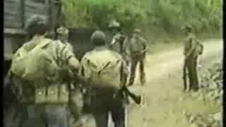 FMLN - EL SALVADOR - GUERRILLA EN MORAZAN