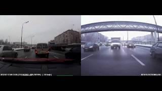 Автомобильный видеорегистратор visiondrive vd 8000hds