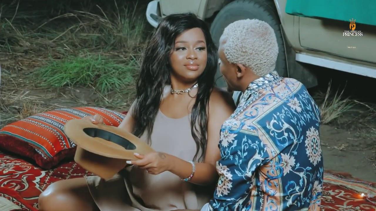 NANDY & ALIKIBA - NIBAKISHIE (BEHIND THE SCENE)