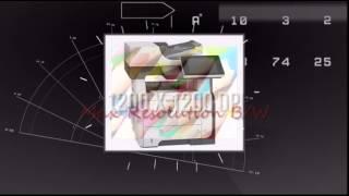 HP LaserJet Enterprise 500 MFP M525dn - Multifunction printer - B/W - laser - Legal (216 x 356 mm...