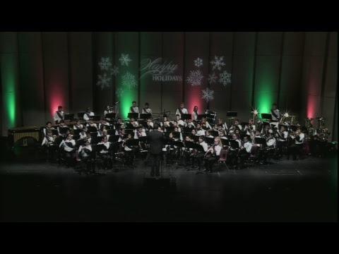 George Junior High School Band Department   Winter Concert  2018