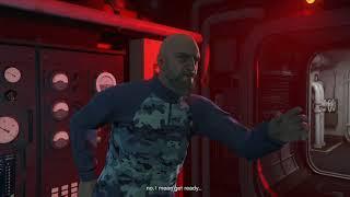 GTA 5 The Bogdan trouble heist: Submarine cutscene