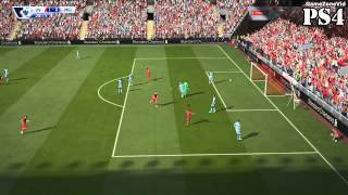FIFA 15 PS3 vs PS4 Gameplay Graphics Comparison! | FIFA 15 (demo) NEXT GEN vs OLD GEN