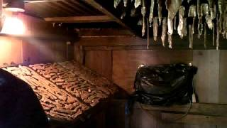 Making Beef / Deer Jerky In A South Texas Smokehouse