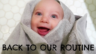 BACK TO OUR ROUTINE | DAY IN THE LIFE VLOG ad