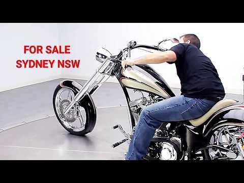 FOR SALE HARLEY DAVIDSON CMX Chopper SYDNEY AUSTRALIA